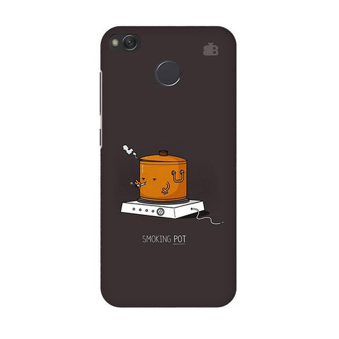 Smoking Pot Xiaomi Redmi 4 Phone Cover