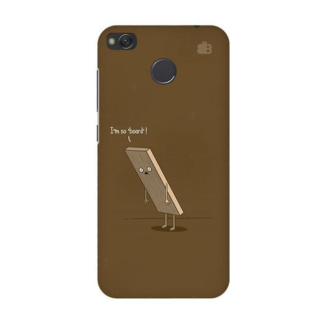 So Board Xiaomi Redmi 4 Phone Cover