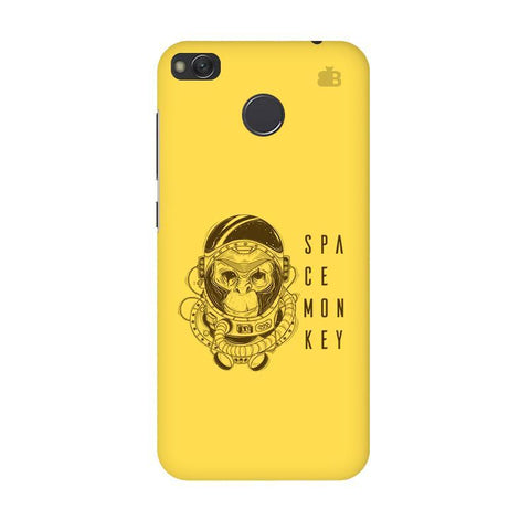 Space Monkey Xiaomi Redmi 4 Phone Cover