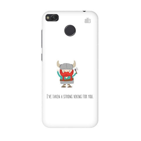 Strong Viking Xiaomi Redmi 4 Phone Cover