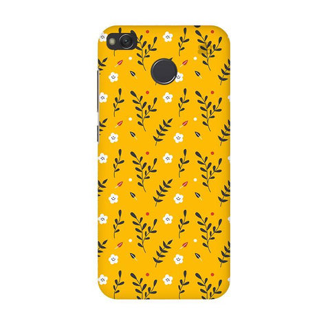 Summer Floral Pattern Xiaomi Redmi 4 Phone Cover