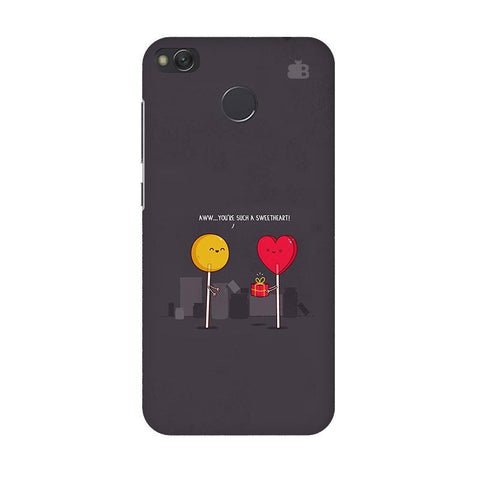 Sweetheart Xiaomi Redmi 4 Phone Cover