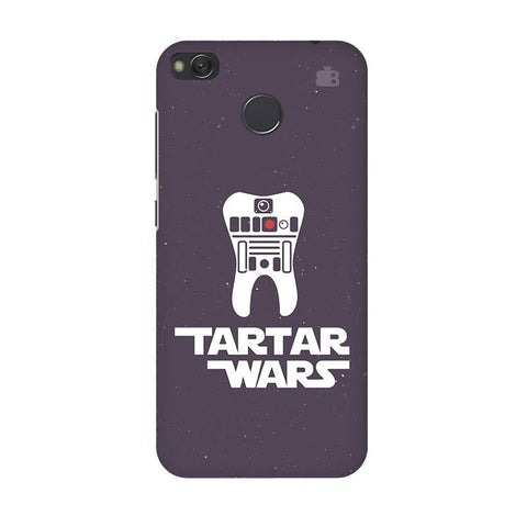 Tartar Wars Xiaomi Redmi 4 Phone Cover