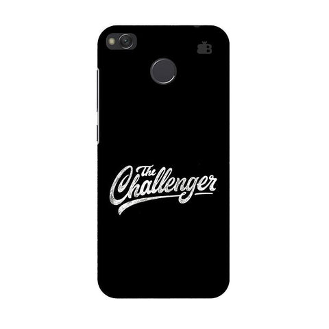 The Challenger Xiaomi Redmi 4 Phone Cover