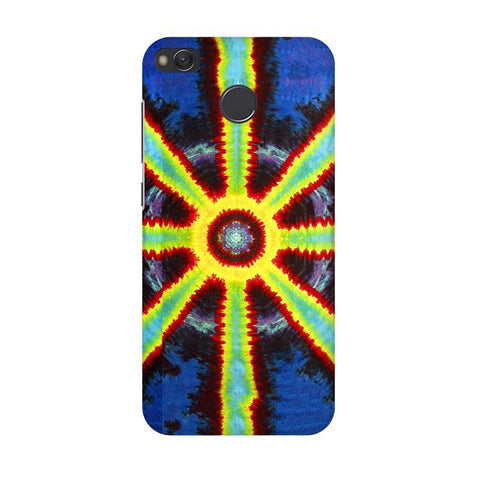Tie & Die Pattern Xiaomi Redmi 4 Phone Cover