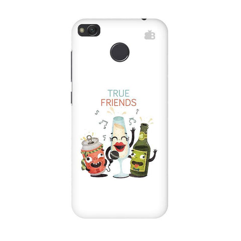 True Friends Xiaomi Redmi 4 Phone Cover