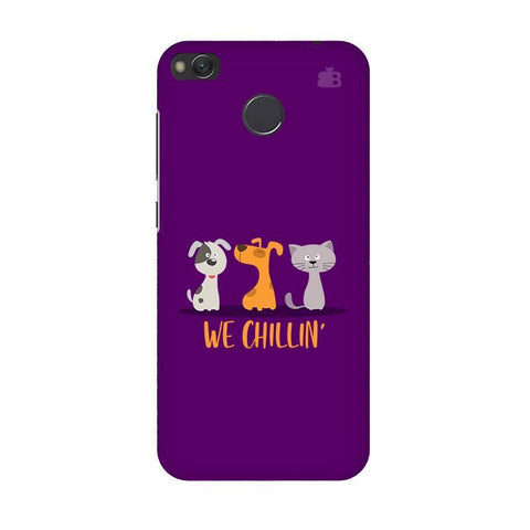 We Chillin Xiaomi Redmi 4 Phone Cover