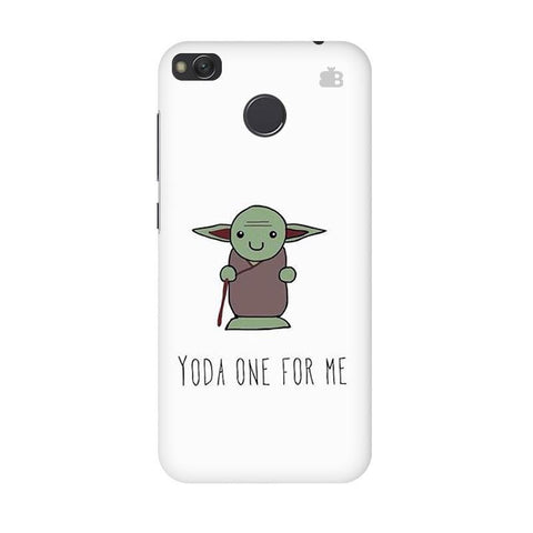 Yoda One Xiaomi Redmi 4 Phone Cover