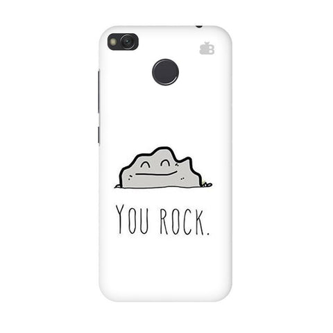 You Rock Xiaomi Redmi 4 Phone Cover