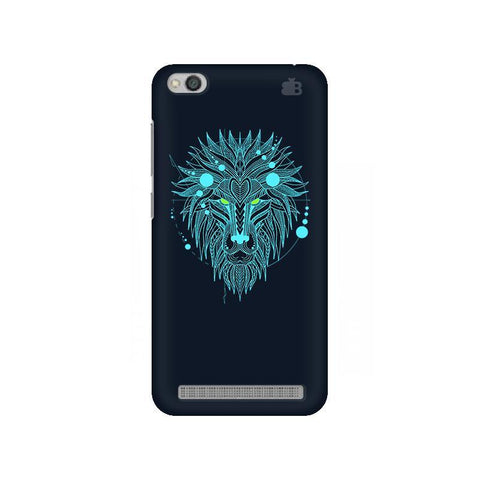 Abstract Art Lion Xiaomi Redmi 5A Phone Cover