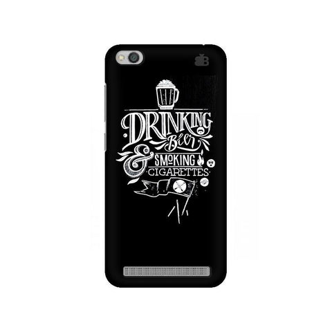 Drinking Beer Xiaomi Redmi 5A Phone Cover