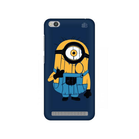 Minion Typography Xiaomi Redmi 5A Phone Cover