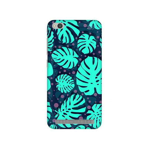 Tropical Leaves Pattern Xiaomi Redmi 5A Phone Cover