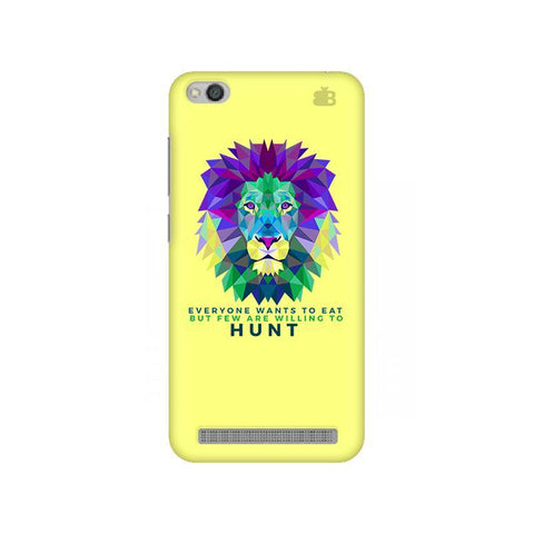 Willing to Hunt Xiaomi Redmi 5A Phone Cover