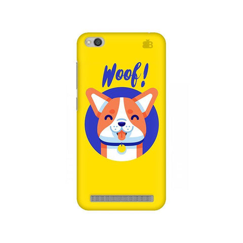 Woof Xiaomi Redmi 5A Phone Cover