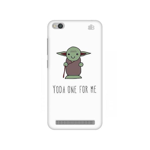 Yoda One Xiaomi Redmi 5A Phone Cover