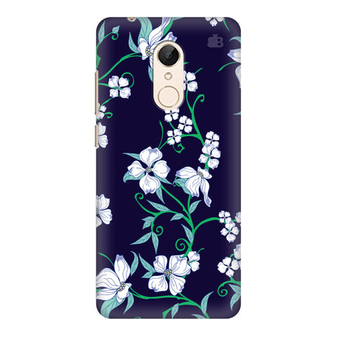 Dogwood Floral Pattern Xiaomi Redmi 5 Cover