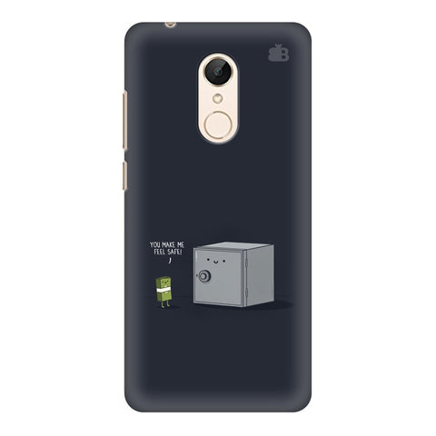 Feel Safe Xiaomi Redmi 5 Cover
