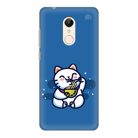 KItty eating Noodles Xiaomi Redmi 5 Cover