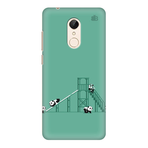 Pandas Playing Xiaomi Redmi 5 Cover