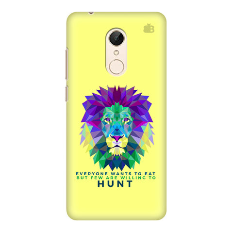 Willing to Hunt Xiaomi Redmi 5 Cover