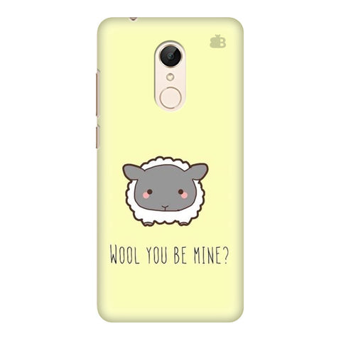 Wool Xiaomi Redmi 5 Cover