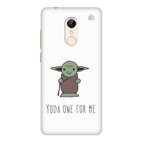 Yoda One Xiaomi Redmi 5 Cover