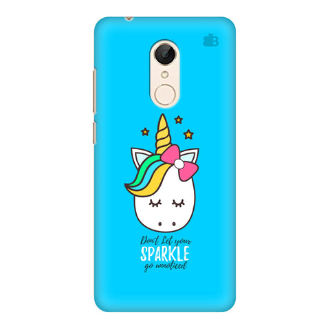 Your Sparkle Xiaomi Redmi 5 Cover