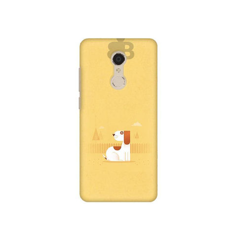 Calm Dog Xiaomi Redmi 5 Plus Phone Cover