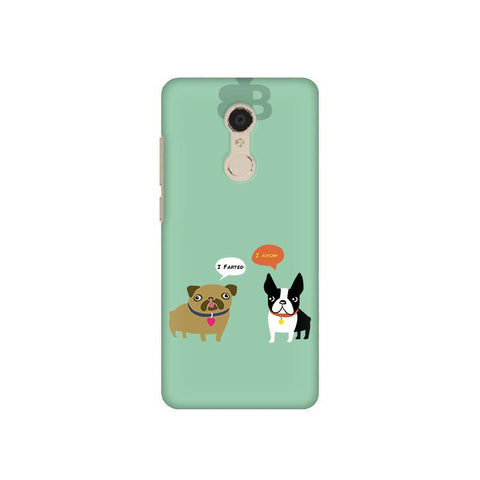 Cute Dog Buddies Xiaomi Redmi 5 Plus Phone Cover