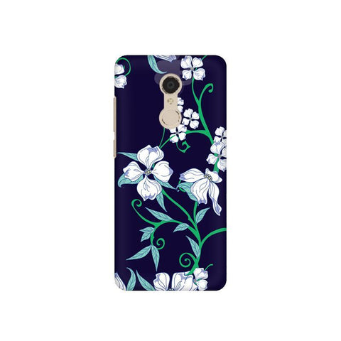 Dogwood Floral Pattern Xiaomi Redmi 5 Plus Phone Cover
