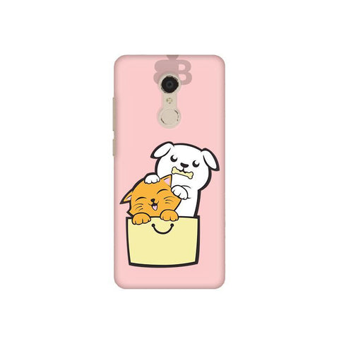Kitty Puppy Buddies Xiaomi Redmi 5 Plus Phone Cover