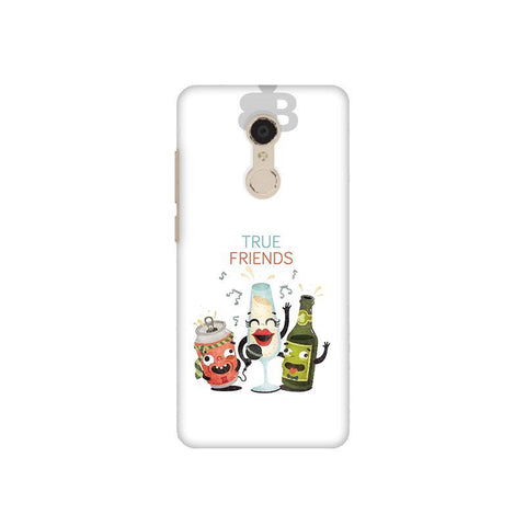 True Friends Xiaomi Redmi 5 Plus Phone Cover