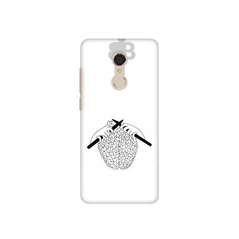 Weaving Brain Xiaomi Redmi 5 Plus Phone Cover