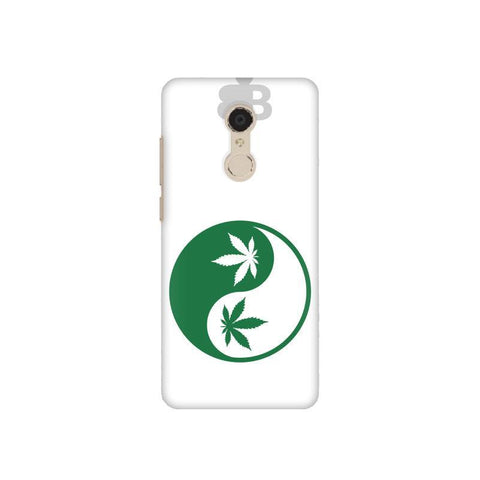 Weed Yin Yang Xiaomi Redmi 5 Plus Phone Cover
