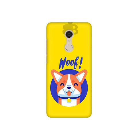 Woof Xiaomi Redmi 5 Plus Phone Cover