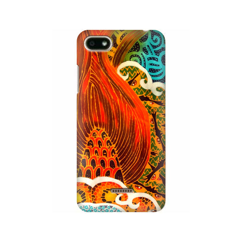 Colorful Batik Art Xiaomi Redmi 6A Cover