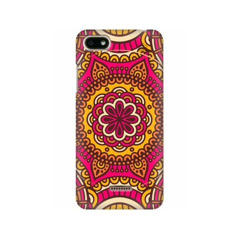 Colorful Ethnic Art Xiaomi Redmi 6A Cover