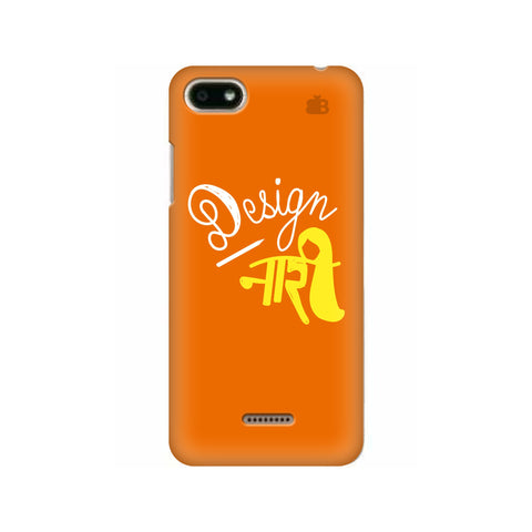 Design Naari Xiaomi Redmi 6A Cover
