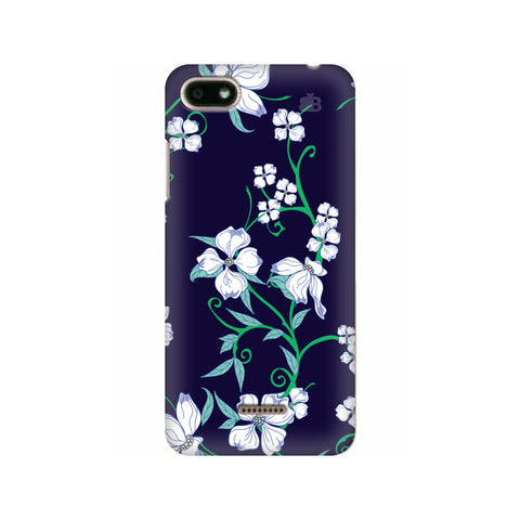 Dogwood Floral Pattern Xiaomi Redmi 6A Cover