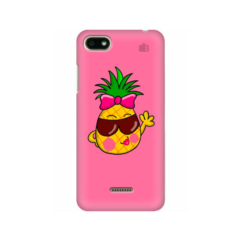 Funky Pineapple Xiaomi Redmi 6A Cover