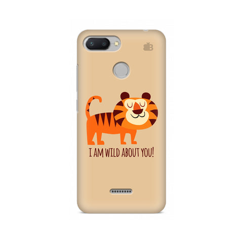 Wild About You Xiaomi Redmi 6 Cover