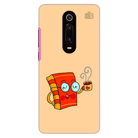 Coffee And Book Xiaomi Redmi K20 Pro Cover