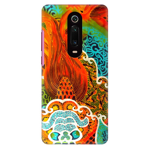 Colorful Batik Art Xiaomi Redmi K20 Pro Cover