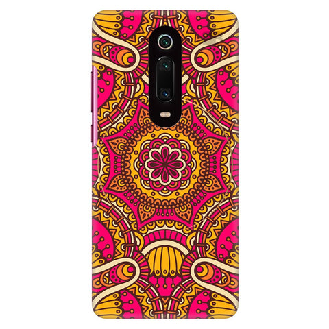 Colorful Ethnic Art Xiaomi Redmi K20 Pro Cover
