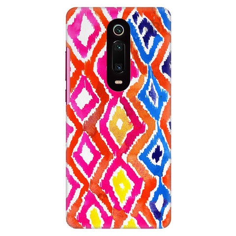 Colorful Ikat Xiaomi Redmi K20 Pro Cover