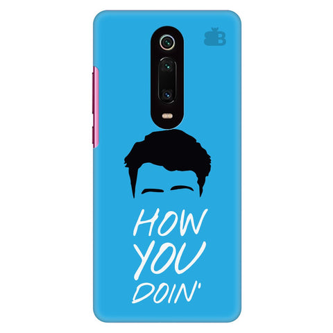 How You Doin Xiaomi Redmi K20 Pro Cover