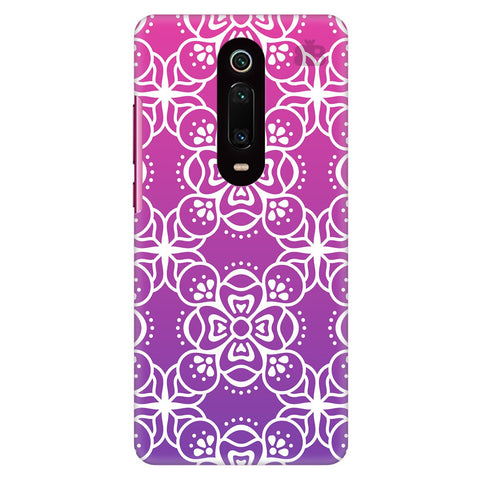 Indian Ethnic Art Xiaomi Redmi K20 Pro Cover