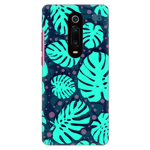 Tropical Leaves Pattern Xiaomi Redmi K20 Cover