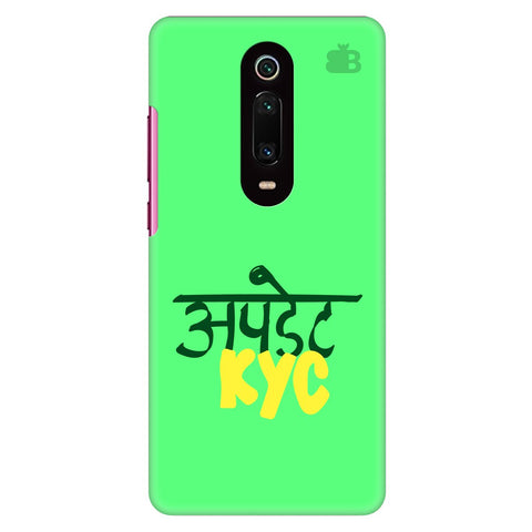 Update Kyc Xiaomi Redmi K20 Cover